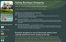 Sidney Boutique Shopping